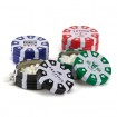 Poker Chip Mint Container Party Favor ***SPECIAL PRICING*** | Barmitzvah.com
