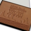 Chocolate Bar With Clear Lid Bat Mitzvah Party Favor | Barmitzvah.com