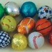 Chocolate Sport Balls Party Favor ***SPECIAL PRICING*** | Barmitzvah.com