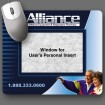 Photo Window Mousepad Party Favor ***SPECIAL PRICING*** | Barmitzvah.com