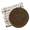 Thank-You Sugar Cookie With Dark Chocolate Party Favor | Barmitzvah.com