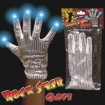 Rock Star Lighted Sequin Glove Party Favor | Barmitzvah.com