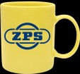 Colored Ceramic Mug Party Favbor ***SPECIAL PRICING*** | Barmitzvah.com