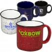 Campfire Ceramic Mug Party Favor ***SPECIAL PRICING*** | Barmitzvah.com