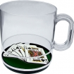 Royal Flush Compartment Mug Party Favor ***SPECIAL PRICING*** | Barmitzvah.com