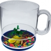Like A Fish Compartment Mug Party Favor ***SPECIAL PRICING*** | Barmitzvah.com