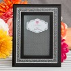 Beveled Mirrored Glass Frame Party Favor | Barmitzvah.com