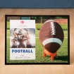 Football Themed Frame Party Favor | Barmitzvah.com
