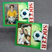 Soccer Themed Frame Party Favor | Barmitzvah.com