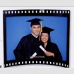 Horizontal Filmstrip Picture Frame Party Favor**SPECIAL PRICING* | Barmitzvah.com