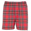 Boxercraft Classic Plaid Flannel Boxer Party Favor | Barmitzvah.com