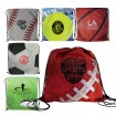 Sports Style Drawsting Backpack Party Favor ***SPECIAL PRICING** | Barmitzvah.com