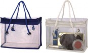 Zippered Tote Cosmetic Bag Party Favors***SPECIAL PRICING*** | Barmitzvah.com