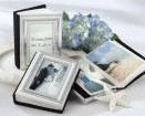 Little Book of Memories Place Card Holder/Mini Photo Album Party | Barmitzvah.com