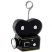 Movie Camera Placecard Holder/Balloon Holder Party Favor | Barmitzvah.com