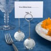 Crystal Ball Placecard or Photo Holder Party Favor | Barmitzvah.com