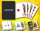 Baronet Poker Size Playing Cards w/Regular Face | Barmitzvah.com