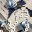 Musical Note Bookmark Party Favor | Barmitzvah.com