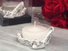 Shoe Design Candle Holder Party Favor | Barmitzvah.com
