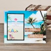 Life is Better at the Beach Glass Photo Frame Party Favors | Barmitzvah.com