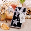 Brilliant Starfish Key Chain Party Favor | Barmitzvah.com