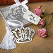 Crown Design Bookmark Party Favor | Barmitzvah.com