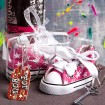 Oh-So-Cute Baby Sneaker Key Chain Party Favor | Barmitzvah.com