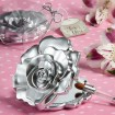 Rose Design Compact Mirror Party Favors  | Barmitzvah.com