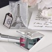 Eiffel Tower Designed Compact Mirror Party Favor | Barmitzvah.com