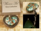 Murano Art Deco Collection Hand Bag Holder Party Favor | Barmitzvah.com